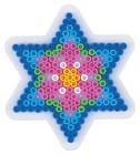 Piggplate stjerne liten