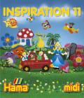 Hama Inspirasjonshefte 11