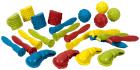 Nexus soft grip verktøy til plastelina/maling, 24 deler.