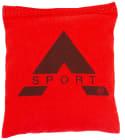 Ertepose rød