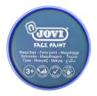 Ansiktsmaling 20 ml. lys blå