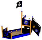 Piratskipet Kaptein John, vedlikeholdsfritt