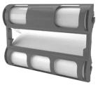 Lamineringsrull A4 til Xyron XM850, 30meter