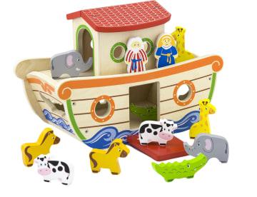 Putteboks, Noa's ark,