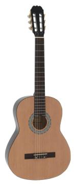 Klassisk gitar med nylonstrenger