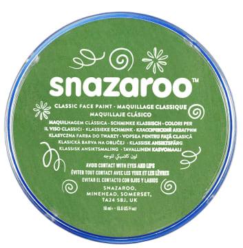 Snazaroo ansiktsmaling 18 ml. Gressgrønn
