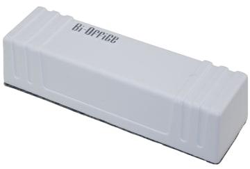 Magnetisk tavletørker for whiteboard, 14 x 4 cm