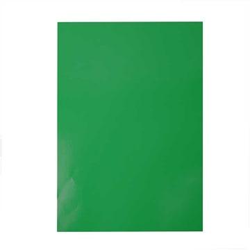 Glanspapir, ark 32x48cm, 80 g, 25 ark, grønn