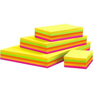Neonkartong,  180 g, 1500 ark, ass. farger