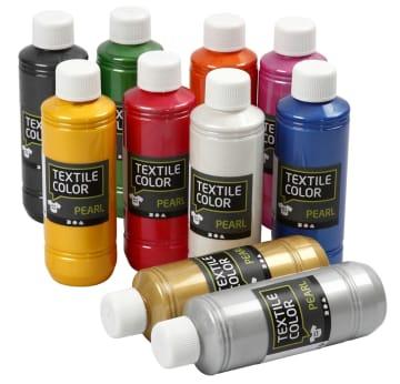 Textile Color - 10x250 ml