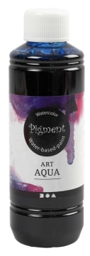Art Aqua Pigment, 250 ml, kongeblå
