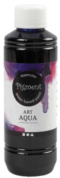 Art Aqua Pigment, 250 ml, marineblå