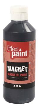 Magnetmaling, 250 ml, sort