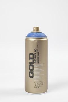 Spraymaling, 400 ml, blå