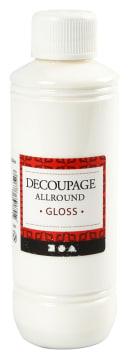 Decoupagelakk, 250 ml