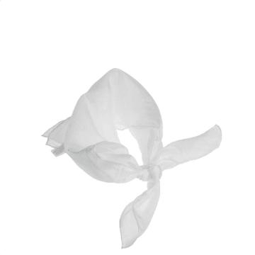 Silketørkle, 90x90cm, 1stk.