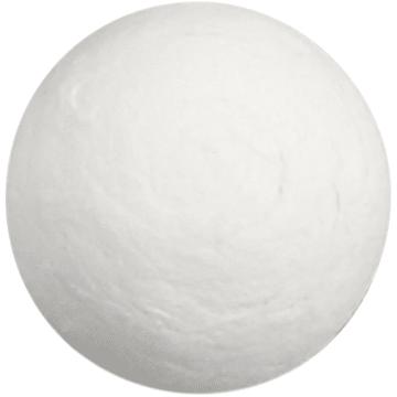Vattkuler, D:25mm, 250stk, hvit