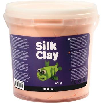 Silk Clay, 650 g, hud