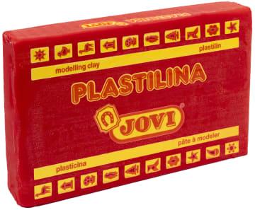 Jovi Plastelina rød 350gr.