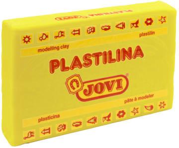 Jovi Plastelina Gul 350g