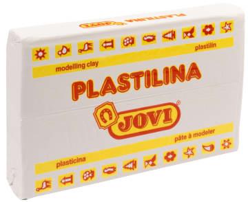 Jovi Plastelina Hvit 350g