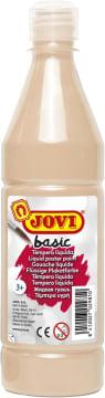 Basic poster maling, 500 ml., lys beige