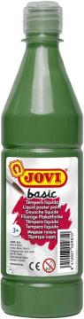 Basic poster maling, 500 ml., grønn