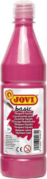 Basic poster maling, 500 ml., magenta (rosa)
