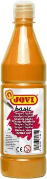 Basic poster maling, 500 ml., oransje
