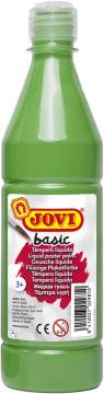 Basic poster maling, 500 ml., mellomgrønn