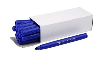 Maxitusj, Mørk blå, 12 stk