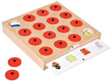 Let og finn memoryspill