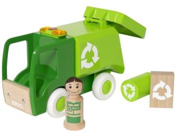 BRIO Søppelbil