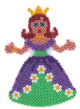Piggplate prinsesse