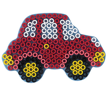 Maxipiggplate bil