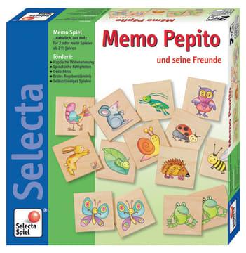 Spill Memo Pepito