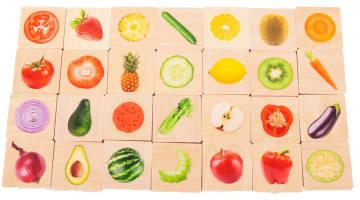 Mix & Match, frukt
