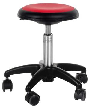 Påkledningsstol Medium rød (38 -48 cm)