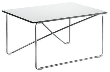 Salongbord 76 x 54, hvit