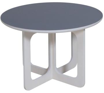 Unik rundt lekebord Ø75 cm