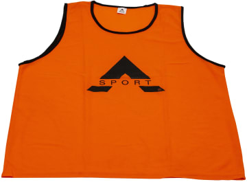 Select Overtrekksvest mini oransje