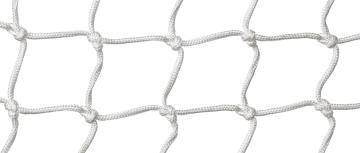 Håndballnett til modell VM  4 mm nylon 70x70, 6 cm masker