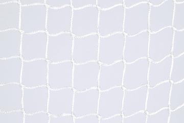 Podefotballnett, 300x150x60/150 cm - 3 mm nylon/5cm masker