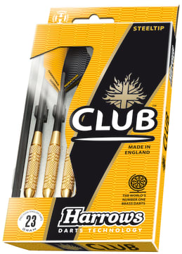 Dart pil - modell Club