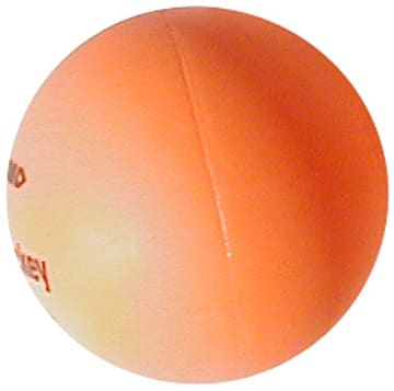 Hockey ball oransje