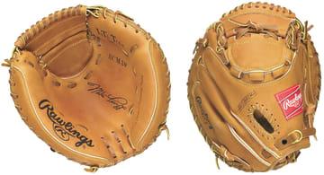 Baseball gripehanske