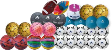Ballpakke til skolegård