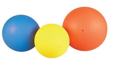 Medisinball 3 kg Ø17 cm.