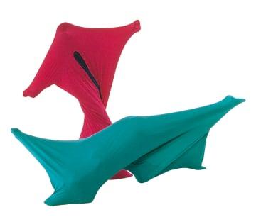 Body Sok, 170-190 cm  Fremstilt av lycra