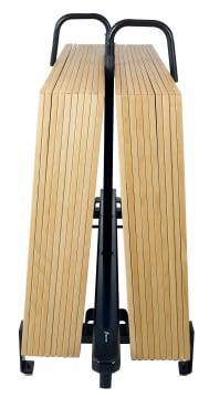 Vantevogn, ny modell  L221 x B72 x H140 cm.